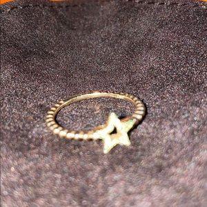 Jewelry - Beautiful 24 yellow gold. With little diamond